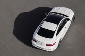 Mercedes ClasseE Coupè 17