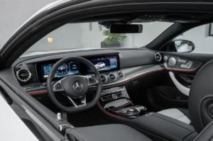Mercedes ClasseE Coupè 19