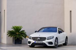 Mercedes ClasseE Coupè 20