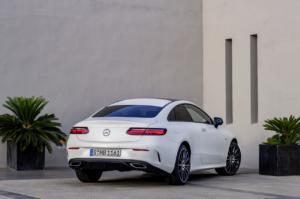 Mercedes ClasseE Coupè 21