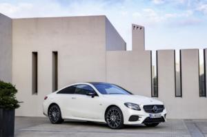Mercedes ClasseE Coupè 22