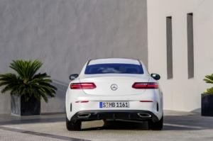 Mercedes ClasseE Coupè 23