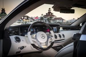 Mercedes Classe S Cabrio/Coupè