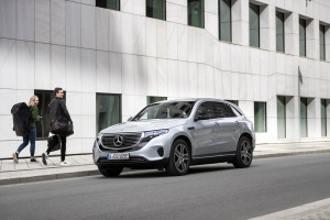 Mercedes EQC400 4Matic