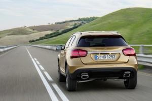 Mercedes GLA 07