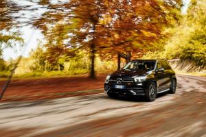 Mercedes GLE 300d 4MATIC