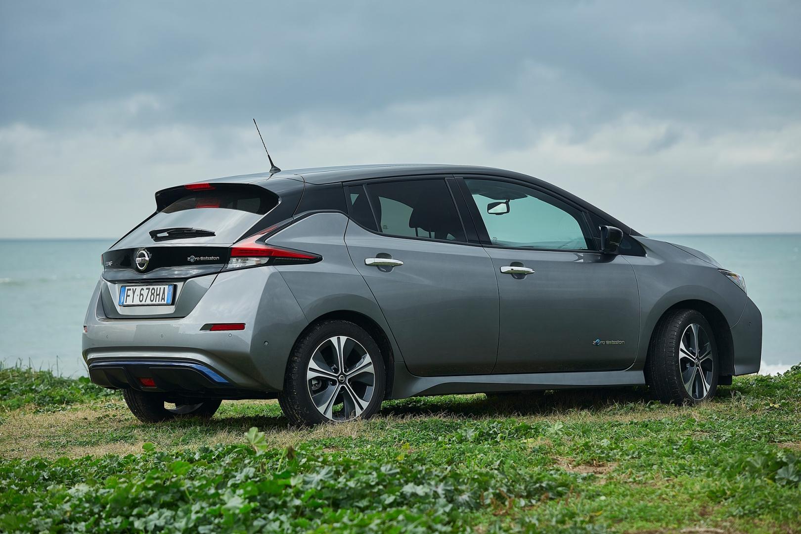 Nissan Leaf + 62 kWh