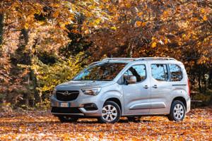 Nuovo Opel Combo Life