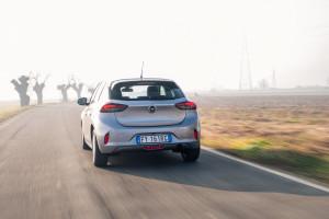 Opel Corsa 2020 posteriore dinamico