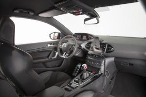 Peugeot 308 GTi Carabinieri