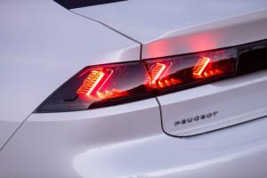 Peugeot 508 Hybrid