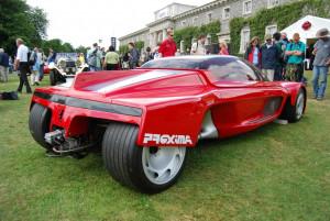 Concept Peugeot Proxima