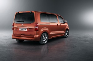 Nuovo Peugeot Traveller 14