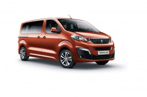 Nuovo Peugeot Traveller 16