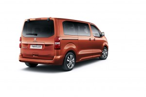 Nuovo Peugeot Traveller 17