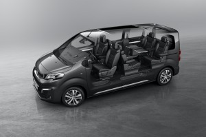 Nuovo Peugeot Traveller 25