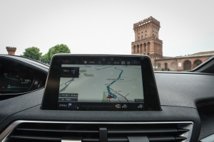 Peugeot 3008 infotainment
