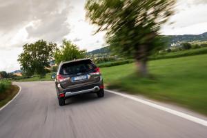 Subaru forester eboxer