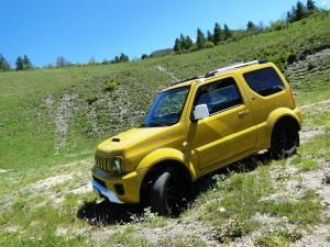 Suzuki Jimny Shinsei