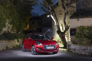 nuova Suzuki Swift 12