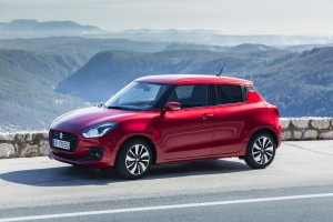 nuova Suzuki Swift 25