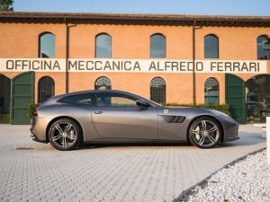 Ferrari GTC4Lusso al MEF