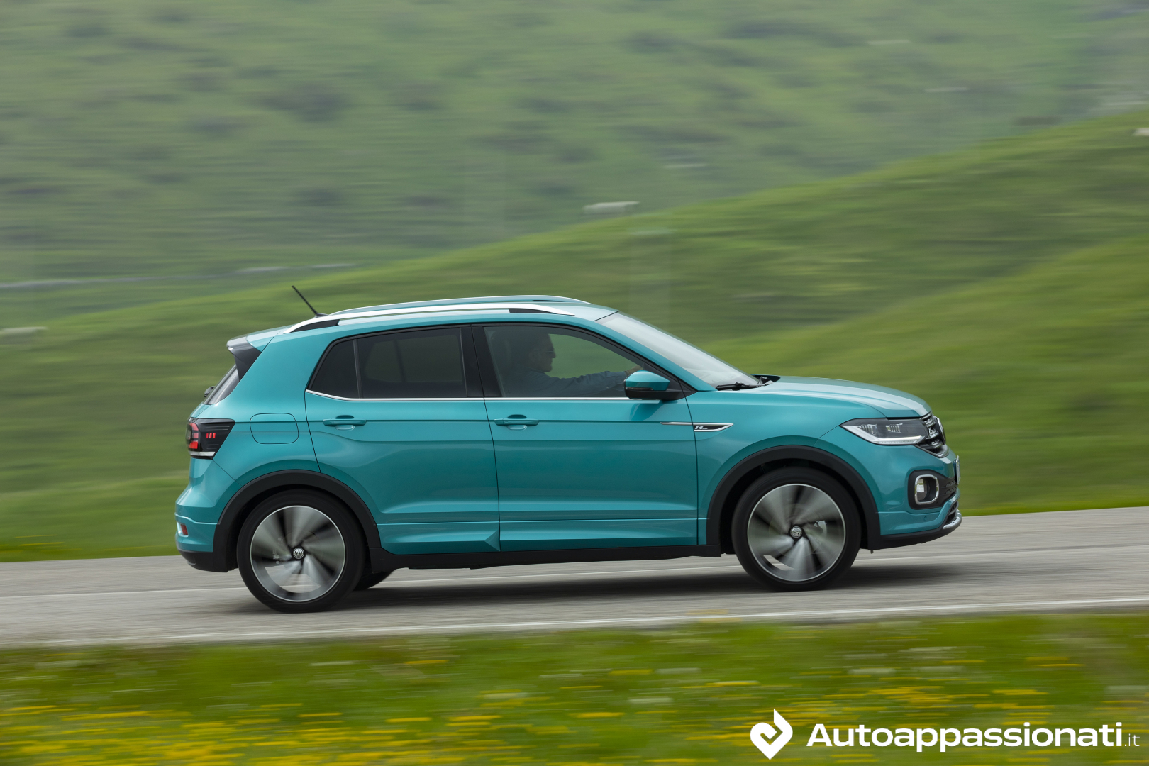 Volkswagen T-Cross laterale