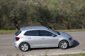 gamma metano Volkswagen